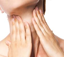 Exames de cabeça e pescoço